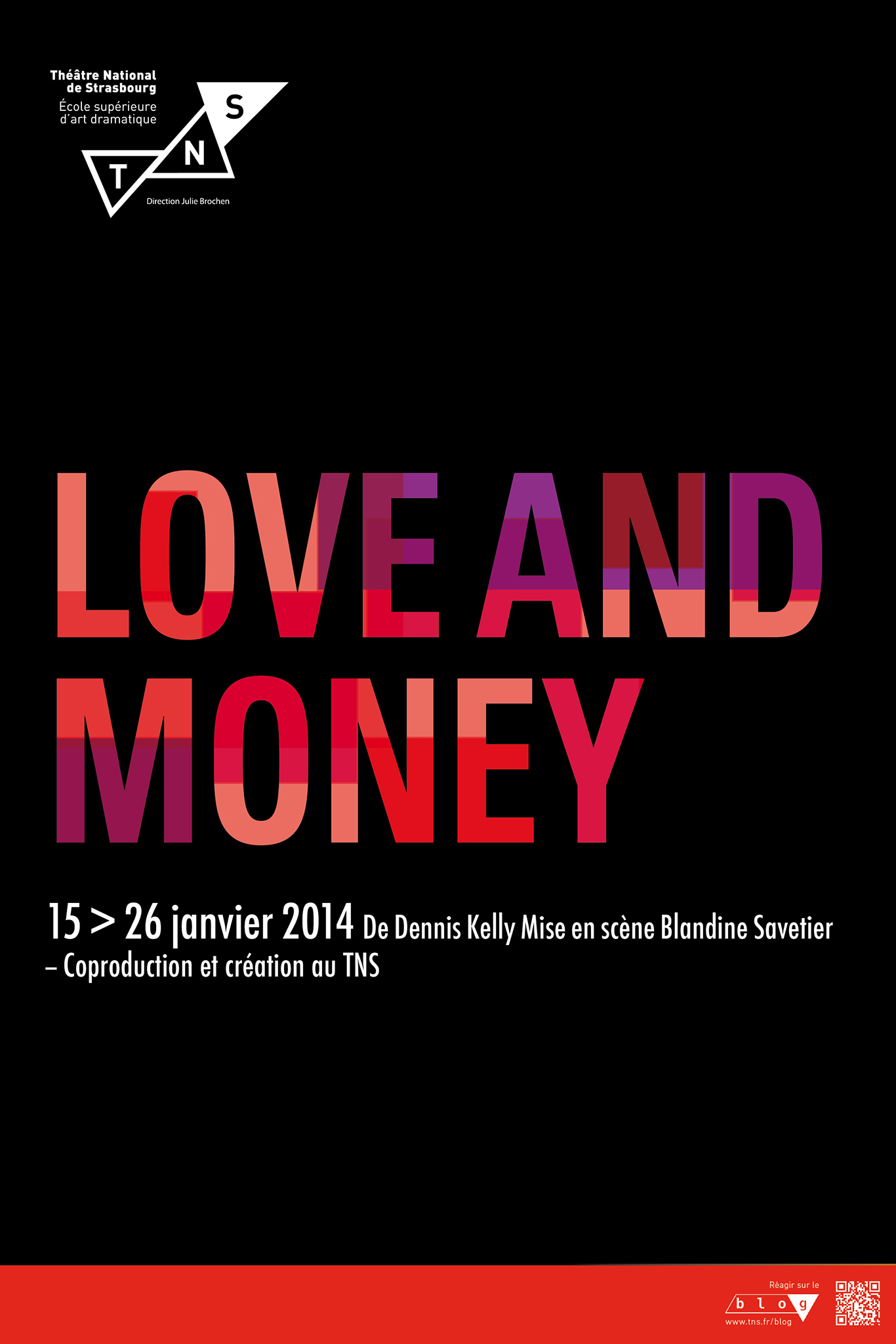 Love And Money Affiche Tania Giemza 06