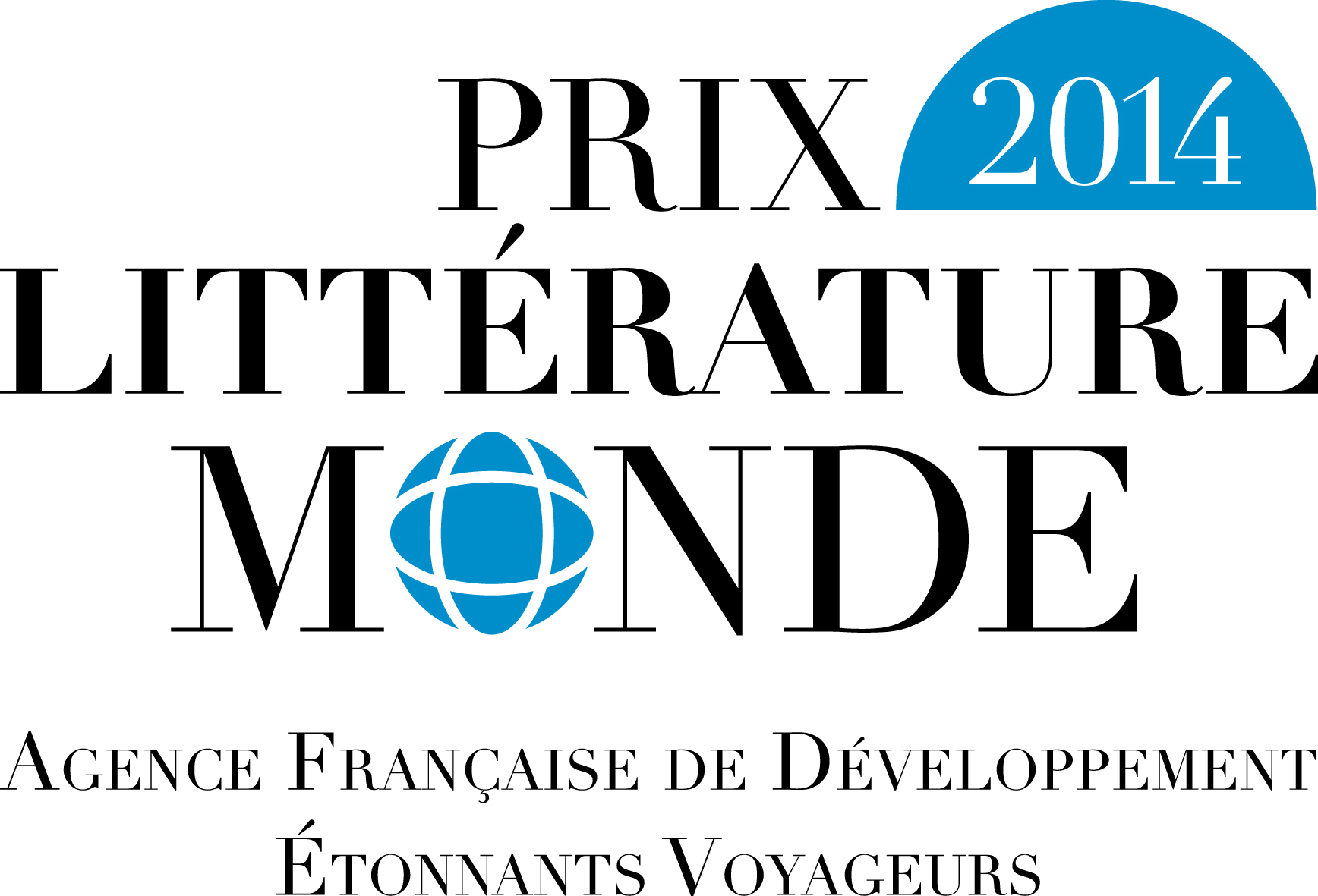 prixLitteratureMonde logo