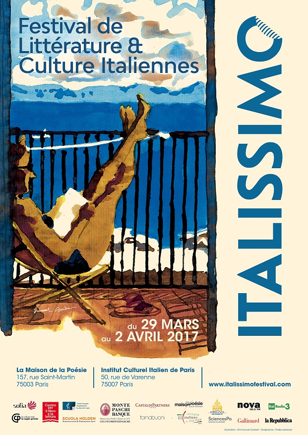 Italissimo 2017 - Affiche
